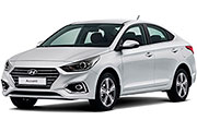 Hyundai Hyundai Accent V sedan (2017-н.д.)