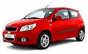 Chevrolet Aveo T255 3D (2008-2012)