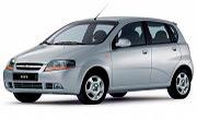 Chevrolet Chevrolet Aveo 5D (2002-2012)