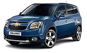Chevrolet Orlando (2011-н.д.)