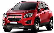 Chevrolet Tracker III (2013-н.д.)