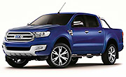 Ford Ford Ranger III (2015-н.д.)