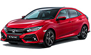Honda Civic 10 (2016-н.д.)