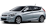 Hyundai Accent IV (Solaris) hatchback (2011-2017)