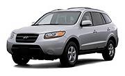 Hyundai Santa Fe II (2006-2013)