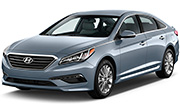 Hyundai Sonata (LF) (2014-2019)