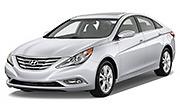 Hyundai Sonata (YF) (2010-2014)