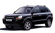 Hyundai Tucson I (2004-2014)
