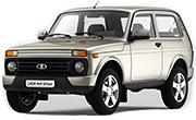 Lada (ВАЗ) Lada Niva 4X4 (Нива) (2006-н.д.)