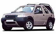 Land Rover Freelander 1 3D (1997-2006)