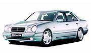Mercedes-Benz W210 (1995-2003)