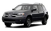 Mitsubishi Outlander I (2001-2009)