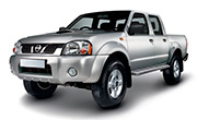 Nissan NP300 II Double Cab (2007-н.д.)
