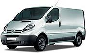 Nissan Primastar (2001-2014) грузовой