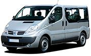 Nissan Primastar пассажир (2001-2014)