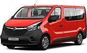 Opel Vivaro II (2014-н.д.) пассажир