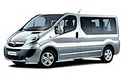Opel Opel Vivaro I пассажир (2001-2014)