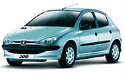 Peugeot Peugeot 206 (1998-2009)