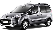 Peugeot Partner II Tepee (2015-2018)