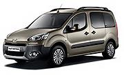 Peugeot Partner II (2008-2014)