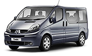 Renault Renault Trafic II пассажир (2001-2014)