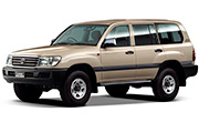Toyota Land Cruiser LC105 (1997-2007)