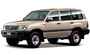 Toyota Toyota Land Cruiser LC105 (1997-2007)