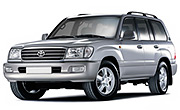Toyota Land Cruiser LC100 (1997-2007)