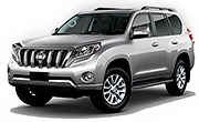 Toyota Land Cruiser Prado 150 рестайлинг (2013-2017)