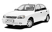 Заз (ZAZ) ZAZ Lanos T100 Hatchback (2009-н.д.)