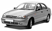 Заз (ZAZ) ZAZ Lanos T150 sedan (2004-н.д.)