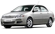 Toyota Toyota Corolla (E120) (2000-2006)