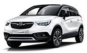 Opel Opel Crossland X (2017- н.д.)