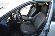 Фото 2 - Чехлы MW Brothers Mazda 6 I hatcback (wagon) (2002-2008), серая нить