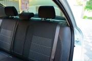Фото 4 - Чехлы MW Brothers Mazda 6 I hatcback (wagon) (2002-2008), серая нить