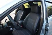 Фото 5 - Чехлы MW Brothers Mazda 6 I hatcback (wagon) (2002-2008), серая нить
