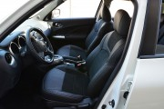 Фото 4 - Чехлы MW Brothers Nissan Juke I (2011-2019), серая нить