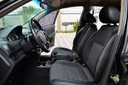 Фото 3 - Чехлы MW Brothers Chevrolet Aveo T200 sedan (2002-2008), полностью темные+серая нить