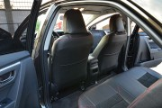 Фото 3 - Чехлы MW Brothers Toyota Corolla (E170) (2013-н.д.), красная нить