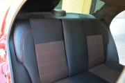 Фото 6 - Чехлы MW Brothers Chevrolet Lanos (2005-н.д.), красная нить