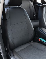 MW Brothers Audi A4 B6 (2000-2006), черная нить