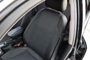 Фото 5 - Чехлы MW Brothers Audi A4 B6 (2000-2006), черная нить