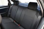 Фото 6 - Чехлы MW Brothers Audi A4 B6 (2000-2006), черная нить