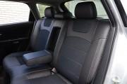 Фото 4 - Чехлы MW Brothers Mazda 3 I (2003-2009), серая нить
