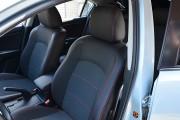 Фото 2 - Чехлы MW Brothers Mazda 3 I (2003-2009), красная нить