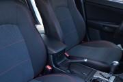 Фото 4 - Чехлы MW Brothers Mazda 3 I (2003-2009), красная нить