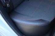 Фото 6 - Чехлы MW Brothers Mazda 3 I (2003-2009), красная нить