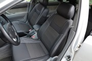 Фото 2 - Чехлы MW Brothers Chevrolet Lacetti hatchback (wagon) (2002-н.д.), серая нить