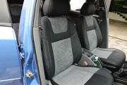 Фото 3 - Чехлы MW Brothers Chevrolet Lacetti hatchback (wagon) (2002-н.д.), серая нить