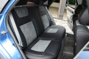 Фото 6 - Чехлы MW Brothers Chevrolet Lacetti hatchback (wagon) (2002-н.д.), серая нить